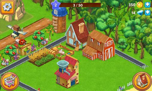 Screenshots von Farm all day für Android-Tablet, Smartphone.