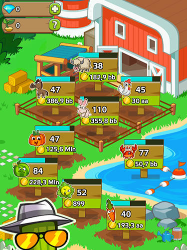 Farm and click: Idle farming clicker screenshot 2