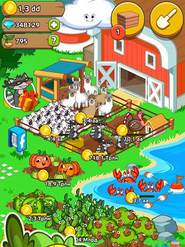 Farm and click: Idle farming clicker screenshot 3
