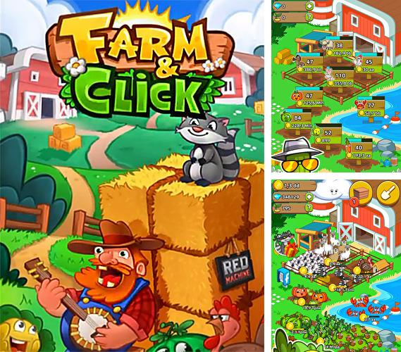 Farm and click: Idle farming clicker