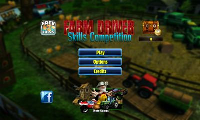 Farm Driver Skills competition