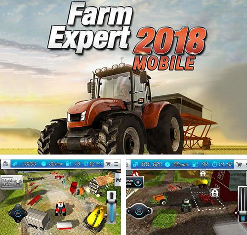 In addition to the game Farming simulator 2017 for Android phones and tablets, you can also download Farm expert 2018 mobile for free.