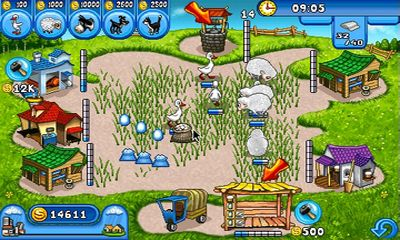 Farm Frenzy screenshot 3