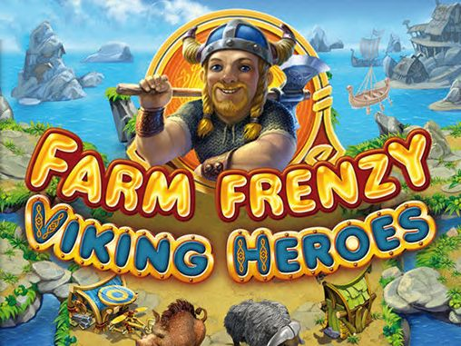 Farm frenzy: Viking heroes poster