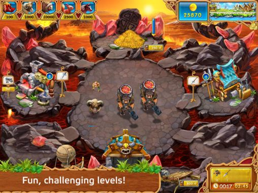 Farm frenzy: Viking heroes for Android - Download APK free