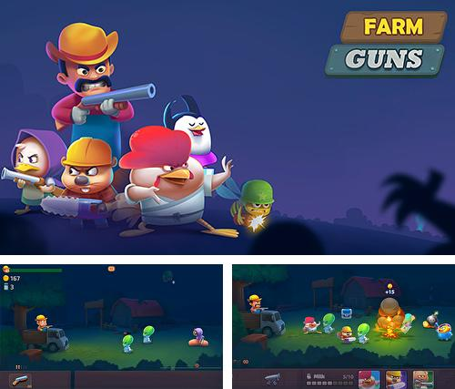Farm guns: Alien clash 2018