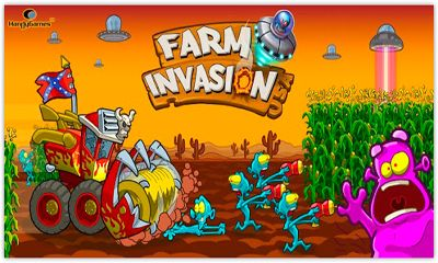 Farm Invasion USA poster