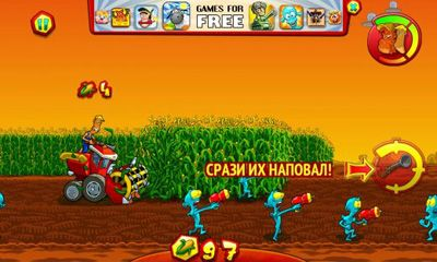 Farm Invasion USA screenshot 3