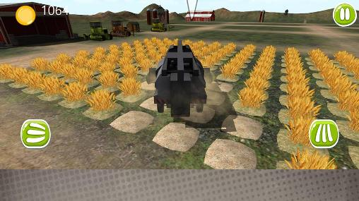 Screenshots von Farm life 3D für Android-Tablet, Smartphone.