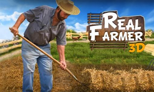 Farm life: Farming simulator. Real farmer 3D обложка