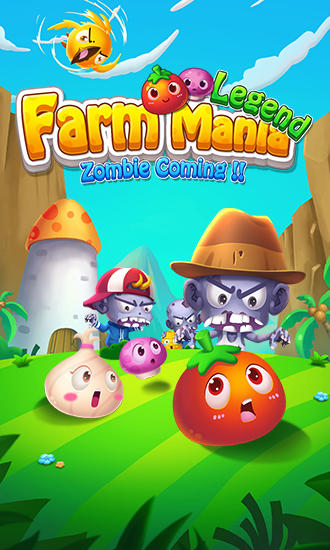 Farm mania: Legend. Zombie coming!!