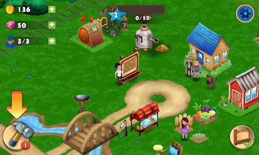 Jogue Farm resort para Android. Jogo Farm resort para download gratuito.
