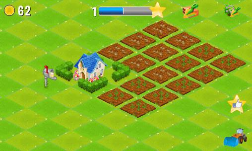 玩安卓版Cube skyland: Farm craft。免费下载游戏。