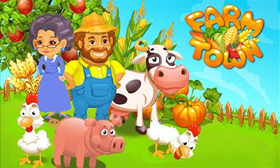 Farm Town (Hay day) обложка