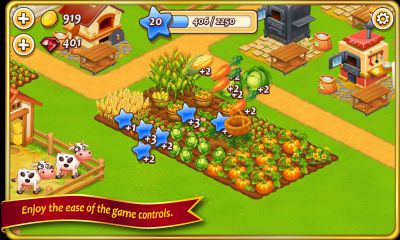 Farm Town (Hay day) скриншот 2