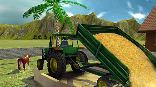 Jogue Farm tractor simulator 18 para Android. Jogo Farm tractor simulator 18 para download gratuito.
