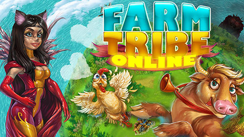 Farm tribe online: Floating Island обложка
