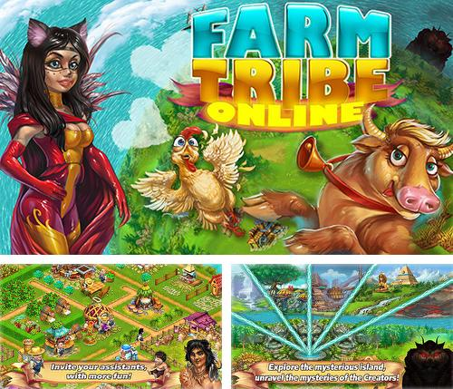 Farm tribe online: Floating Island