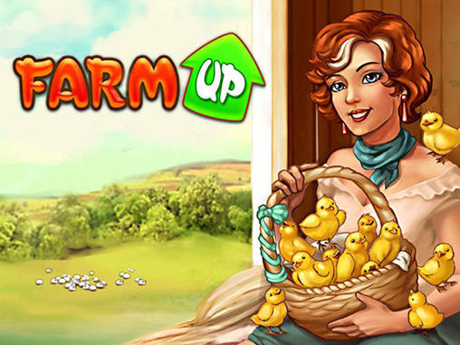 Farm up poster