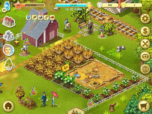 Screenshots von Farm up für Android-Tablet, Smartphone.