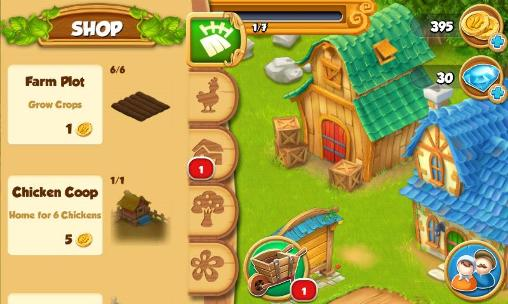 Farm village screenshot 4