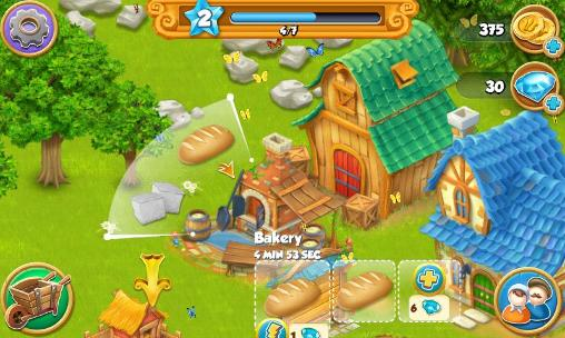 Farm village screenshot 5