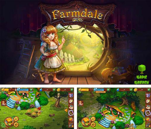 In addition to the game Fairy Dale for Android phones and tablets, you can also download Farmdale for free.
