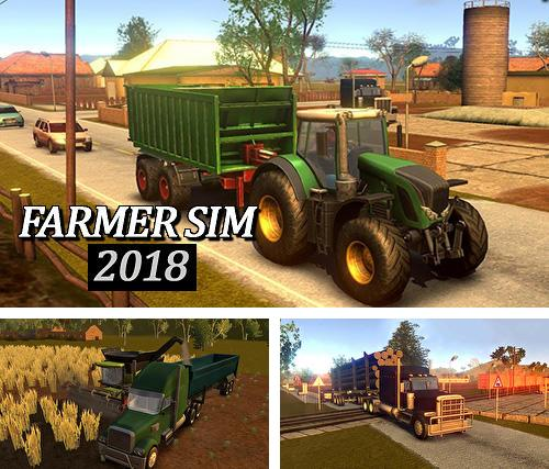 In addition to the game Farming simulator 2017 for Android phones and tablets, you can also download Farmer sim 2018 for free.