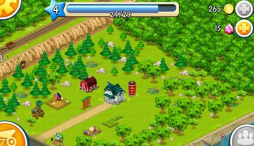Screenshots von Farmery: Game nong trai für Android-Tablet, Smartphone.