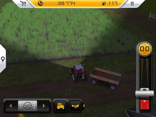 安卓平板、手机Farming simulator 14截图。