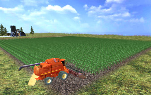 Download Farming simulator 2017 Android free game.