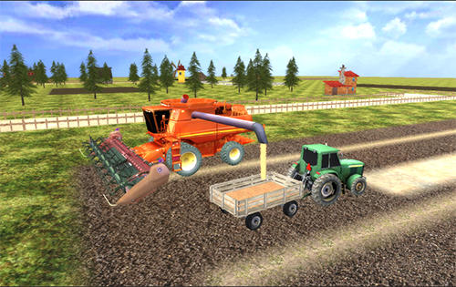 Get full version of Android apk app Farming simulator 2017 for tablet and phone.