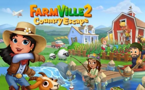 FarmVille 2: Country escape обложка