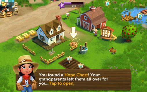 Jogue FarmVille 2: Country escape para Android. Jogo FarmVille 2: Country escape para download gratuito.