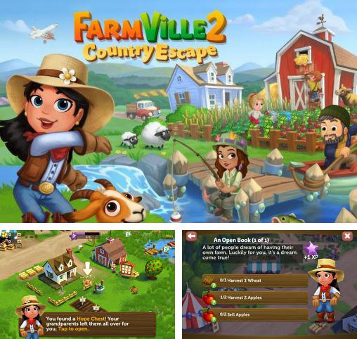 In addition to the game Township for Android phones and tablets, you can also download FarmVille 2: Country escape v2.9.204 for free.