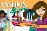 Fashion story: Country girl APK