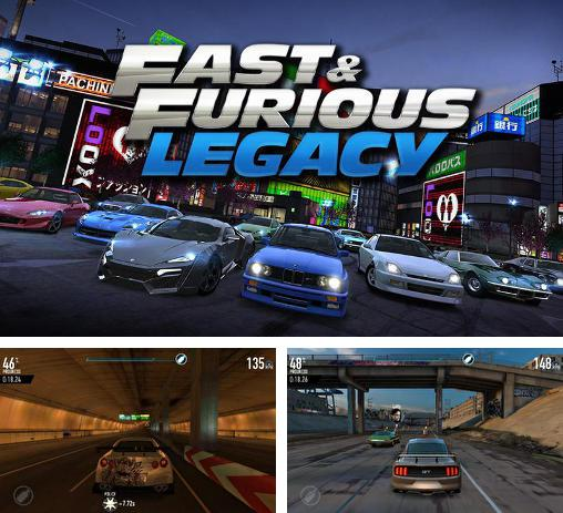 Fast and furious: Legacy v2.0.1