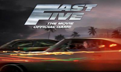 Fast Five the Movie Official Game HD poster