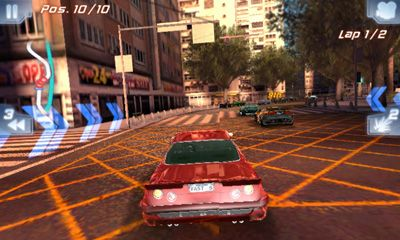 Fast Five the Movie Official Game HD screenshot 1