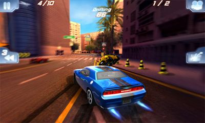 Fast Five the Movie Official Game HD screenshot 2