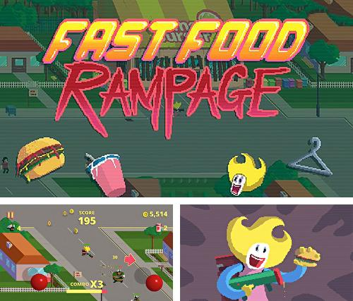Fast food rampage