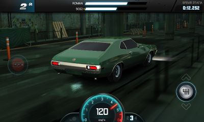 Capturas de pantalla de Fast & Furious 6 The Game para tabletas y teléfonos Android.