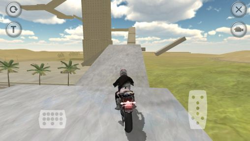 Fast motorcycle driver screenshot 5