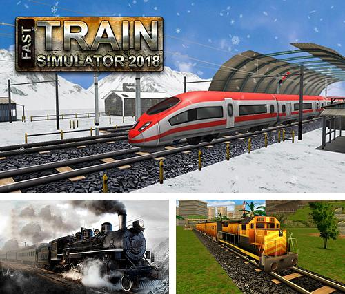 Fast train simulator 2018