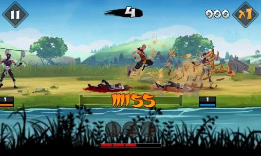 Screenshots von Fatal fight für Android-Tablet, Smartphone.