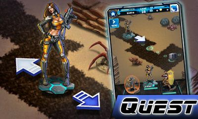 Fatal Frontier screenshot 1