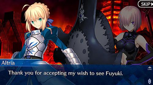 fate grand order english apk mod