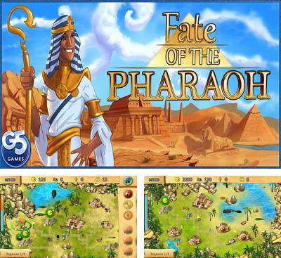 In addition to the game Pyramid Rising for Android phones and tablets, you can also download Fate of the Pharaoh for free.