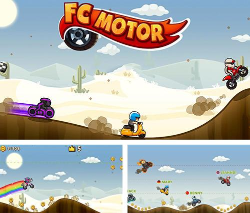 FC motor: Excited racing