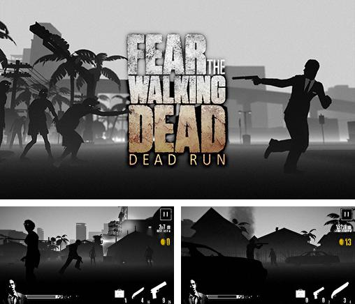 En plus du jeu Evolution de Slime  pour téléphones et tablettes Android, vous pouvez aussi télécharger gratuitement Ayez peur des morts marchants: Course mortelle, Fear the walking dead: Dead run.